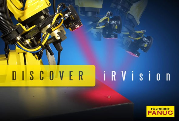 iRVision from Fanuc
